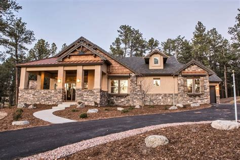 home builders in colorado springs custom home builders
