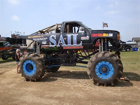 mega truck 4 link rbc mega mud truck power wagon 4 link suspension