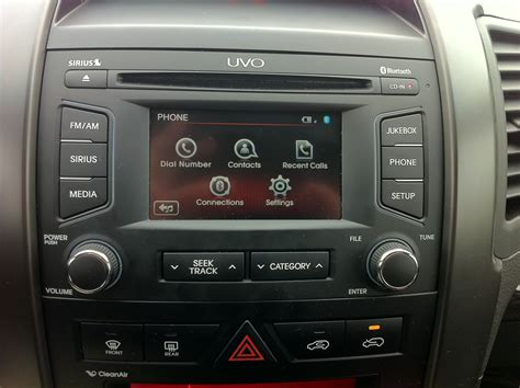 What Is Kia Uvo System Choosing The Kia Sorento Part 4 The Uvo System Kia
