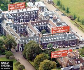 apartments in kensington palace kate middleton and prince william to move in to kensington