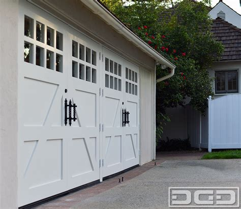 swing out carriage doors dynamic garage door anaheim california