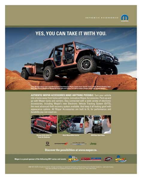 Jeep Accessories Catalog 17 Best Images About Parts Specials Catalog On