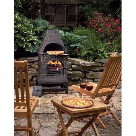 backyard pizza 3 in 1 outdoor pizza oven from sportys preferred living