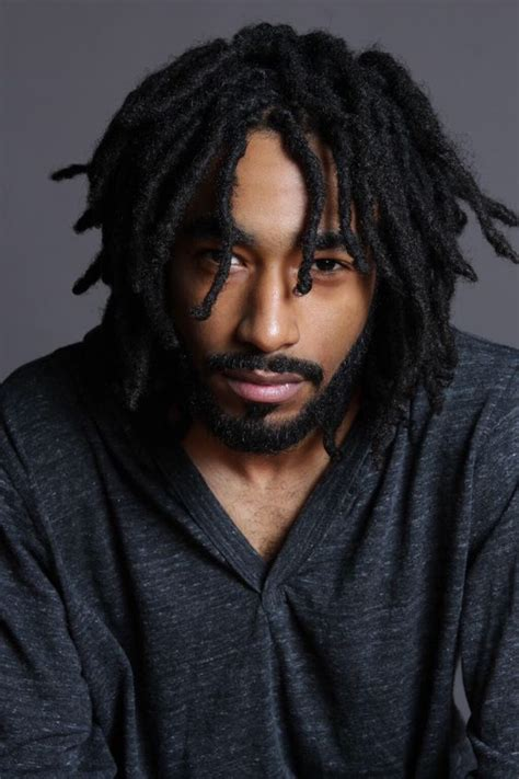 pictures of hair locks with thick hair 40 dreadlock styles for men