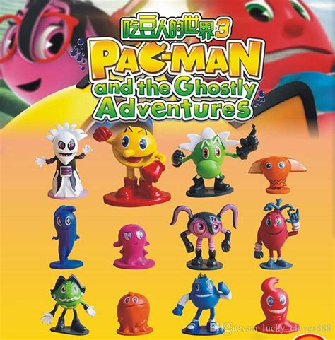 Pac And The Ghostly Adventures My Busy Book 2018 2016 pac and the ghostly adventures pixels
