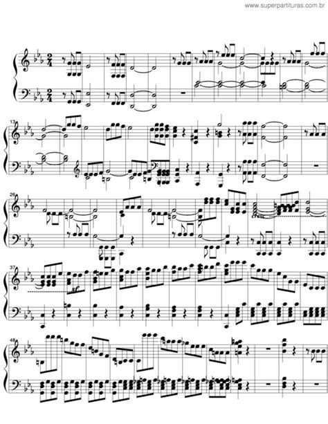 beethoven 9 sinfonia piano partituras quinta sinfonia ludwig beethoven