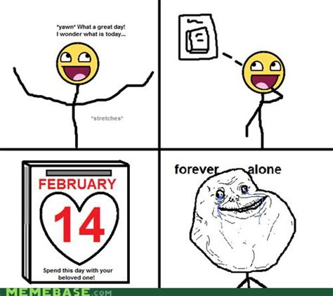 Meme Forever Alone - image 459347 forever alone know your meme