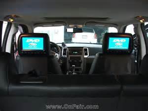 Jeep Headrest Autotain 9 Quot Dvd Headrest Jeep Garage Jeep Forum