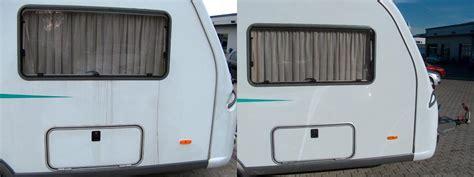 Wohnwagen Neu Lackieren by Fahrzeugaufbereitung Wohnwagen Csp Car System