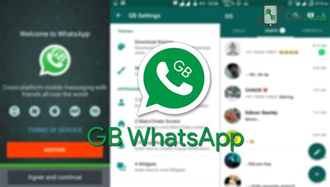 tutorial whatsapp gb download gbwhatsapp 5 70 with new features wizzytechz com