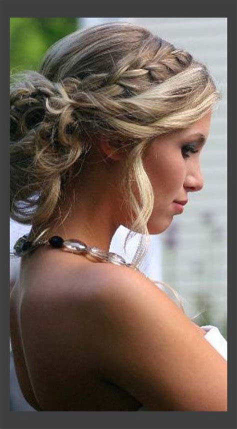 bridal hairstyles medium length hair