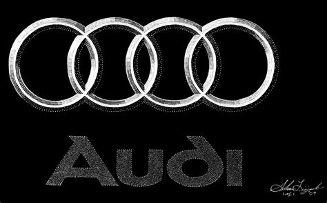 Audi Schriftart by Audi Font Like In This Logo Please Forum Dafont