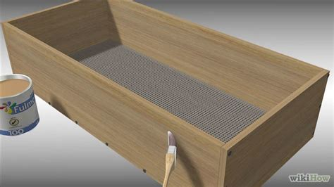 how to build a wooden planter box how to build a wooden planter box 13 steps with pictures