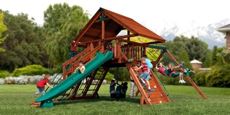 Backyard Discovery Tarp Backyard Discovery Wooden Playhouses Furniture