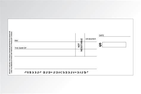 Mock Cheque Template Mock Up Cheque Template Powerpoint 187 Designtube Creative Mock Cheque Template