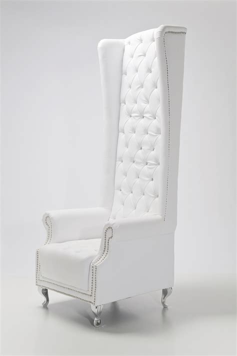 white high back armchair high back upholstered leather armchair with armrests