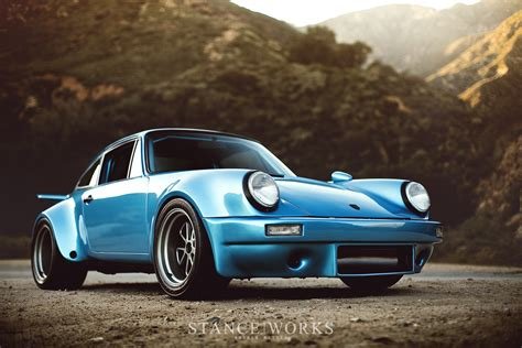 Reinventing Iroc Bisimoto S 800whp Watercooled Porsche