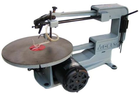 Saws Vintage Virtually Mint Delta 40 560 Type Ii Scroll