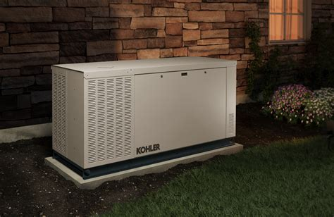 kohler power systems residential and commercial standby