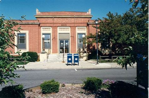 Northville Post Office by Post Offices In Michigan