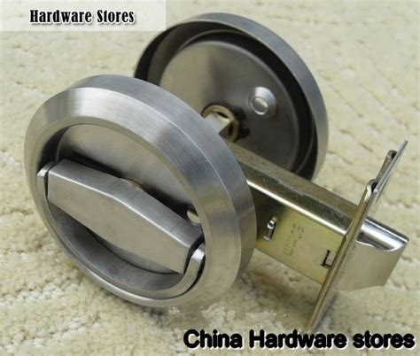 Recessed Door Knob by Free Shipping Stainless Steel 304 Recessed Cup Handle