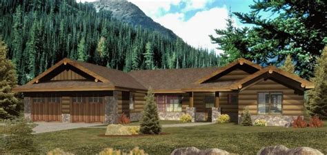 home design software log home ranch style log homes with wrap around porch ranch style