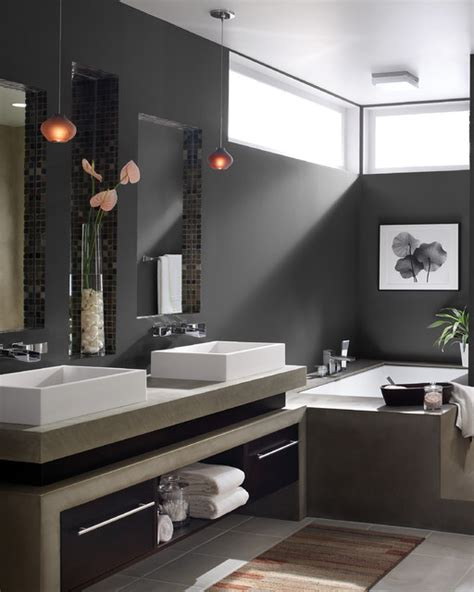 Scavo Pendant Modern Bathroom Vanity Lighting By Pendant Lights For Bathroom Vanity