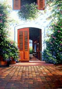 Spanish Style Courtyards Spanish Courtyard Google Search Courtyards Pinterest