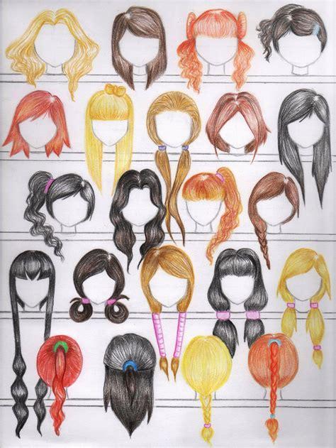 anime hairstyles female names anime girl hairstyles name hairstyles ideas
