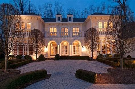 Luxury Homes For Sale In Mclean Va The Reserve At Mclean Virginia Washington Dc Luxury Real Estate