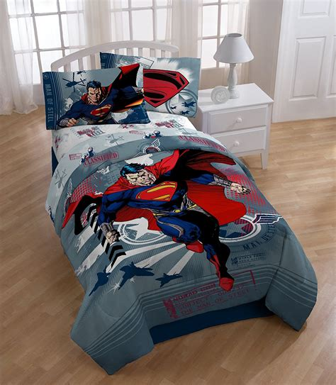 superman bedding totally kids totally bedrooms kids