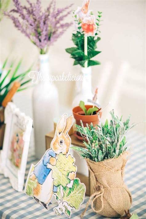 karas party ideas beatrix potter peter rabbit birthday party karas party ideas