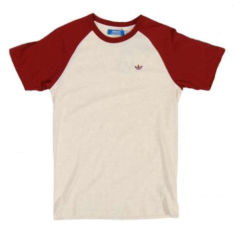 Original Lois Sleeve Tshirt 9nwoid adidas originals raglan cb t shirt ecru mens clothing from attic clothing uk