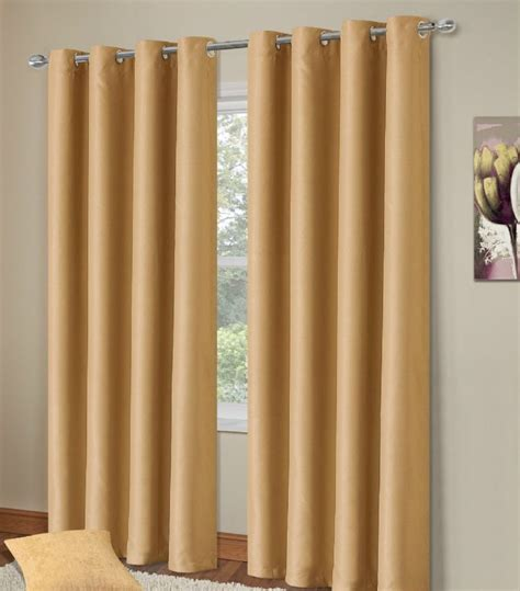 blackout bedroom curtains plain stone beige colour thermal blackout bedroom