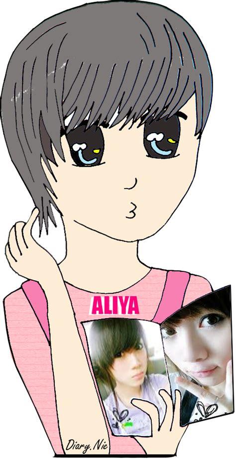 doodle name arif korean anime drawing gallery