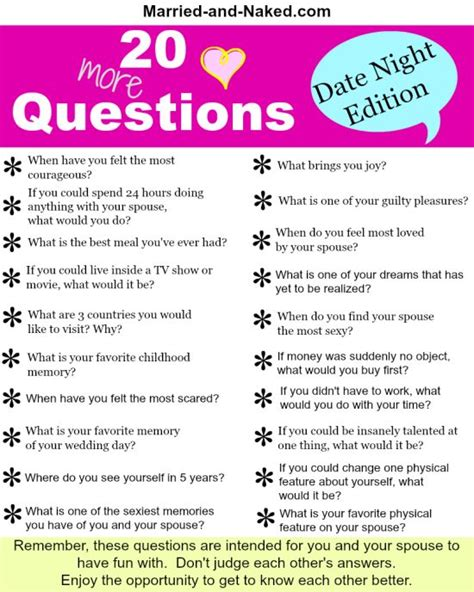 printable games for married couples date night questions for married couples married and