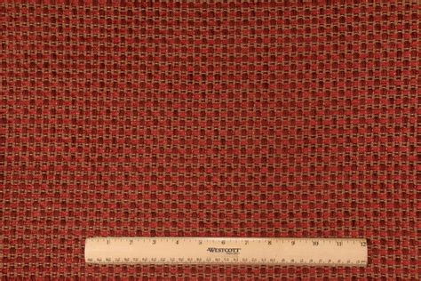 beacon upholstery beacon hill boxed scroll chenille upholstery fabric in