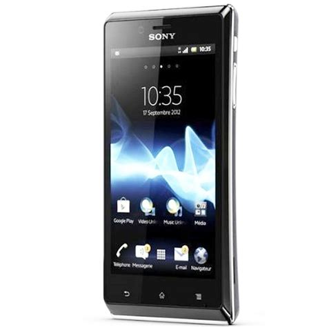 Hp Sony Android E sony xperia j st26a android wifi bluetooth sms e mail