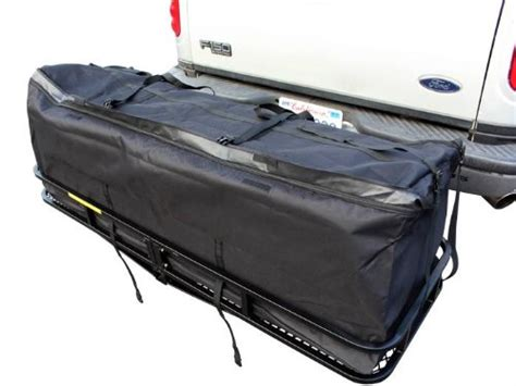 Hitch Roof Tms 58 Quot Large Cargo Carrier Bag Suv Rv Truck Hitch Roof