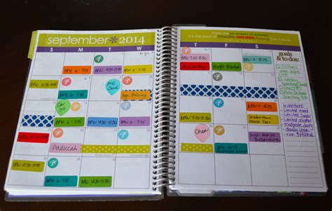 this is the day planner diary by erin rippy diy 2 months in bullet journal erin condren notebook update