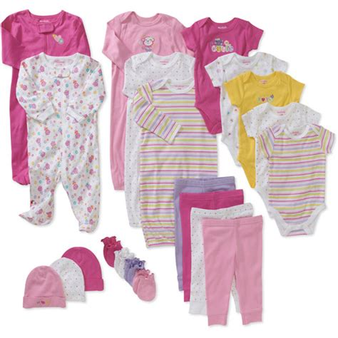 newborn clothing sets garanimals newborn 21 layette set baby