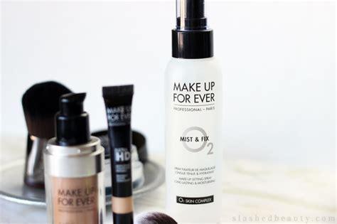 Makeup Forever Mist Fix the best of make up for edit slashed
