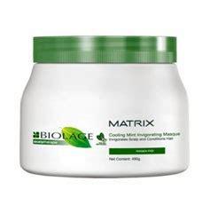 Masker Rambut Matrix Mint masker rambut matrix biolage rp 85 000 fonteshope