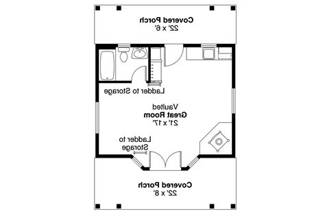 Guest Cottage Floor Plans cottage house plans guest cottage 30 727 associated