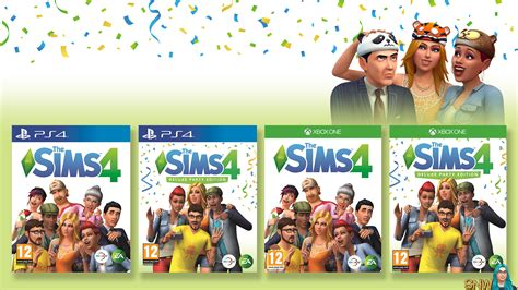 the sims 4 console ea announces the sims 4 is coming to consoles on november