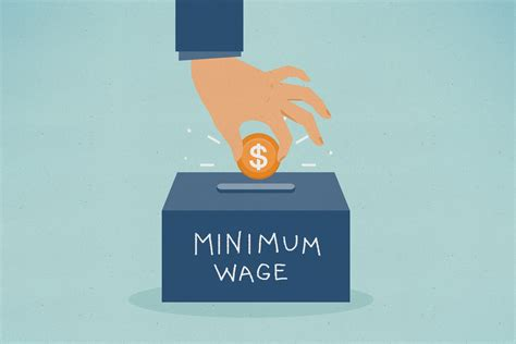 miniumum wage 17 million received minimum wage increases since 2012