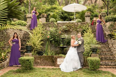 Wedding Bouquet Gibraltar by Alameda Botanical Gardens Wedding Package Gibraltar