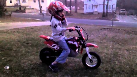 avigo motocross bike avigo extreme electric dirt bike with mykyl saint youtube
