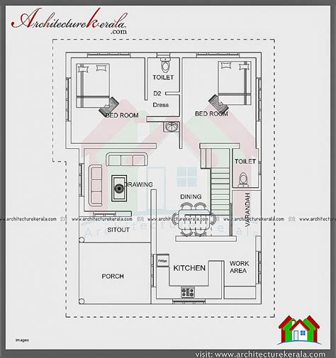 ground floor plan for 1000 sq feet house plan luxury 1000 sq ft house plans 1 bedro hirota