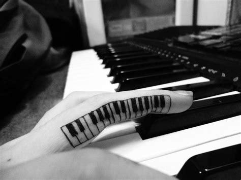 piano keys tattoo 50 phenomenal piano ideas golfian